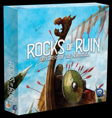 EXPLORERS OF THE NORTH SEA - ROCK OF RUIN EXPANSION