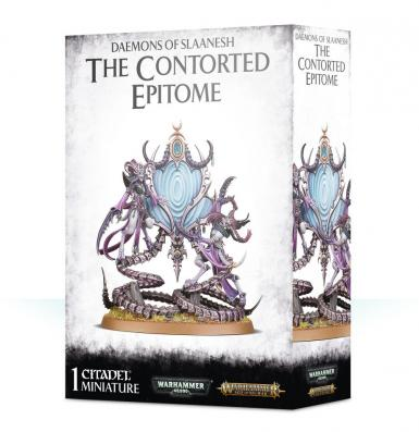 DAEMONS OF SLAANESH - THE CONTORTED EPITOME (BOX)
