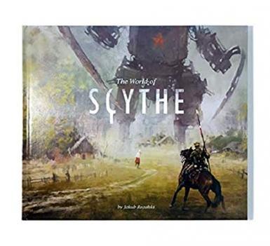 SCYTHE - ART BOOK