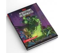 DUNGEONS & DRAGONS 5.0 - AQUISITIONS INCORPORATED