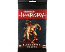 WARCRY - FLESH-EATER COURTS CARD PACK (CARDS)