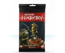 WARCRY - GLOOMSPITE GITZ CARDS (CARDS)