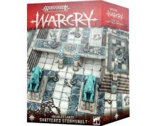 WARCRY: TERRAIN - SHATTERED STORMVAULT (BOX)