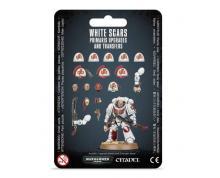 SPACE MARINES - WHITE SCAR PRIMARIS UPGRADES & TRANSFERS (BOX)