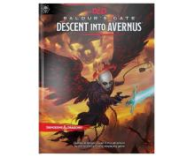 DUNGEONS & DRAGONS 5.0 - BALDURS GATE: DESCENT INTO AVERNUS ADVENTURE BOOK