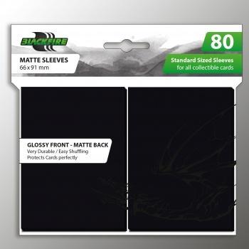 DP STANDARD BLACKFIRE - 80KOM – BLACK