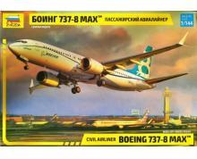 ZV: 7026 - BOEING 737 MAX 8 1/144