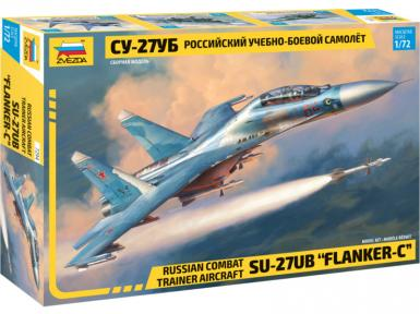 ZV: 7294 - SUKHOI SU-27 UB 1/72