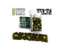 GSW: TUFT - DARK GREEN SHRUB TUFT