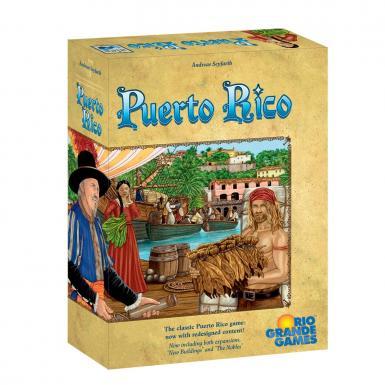 PUERTO RICO - DE LUXE EDITION