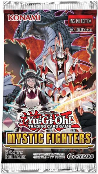 MYSTIC FIGHTERS BOOSTER