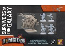 ZOMBICIDE INVADER - SURVIVORS OF THE GAL EXPANSION