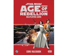 STAR WARS - AGE OF REBELLION -  CORE RULEBOOK