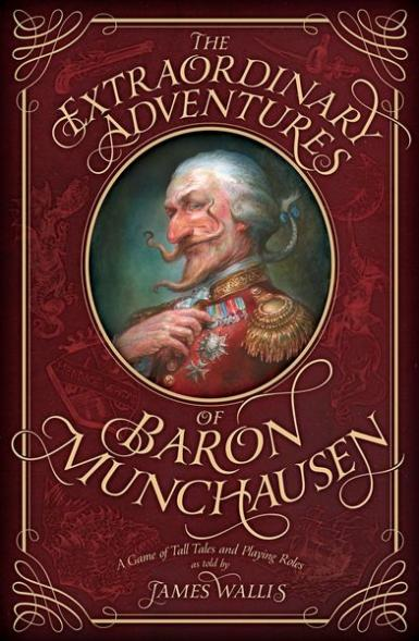 EXTRAORDINARY ADVENTURES OF BARON MUNCHAUSEN