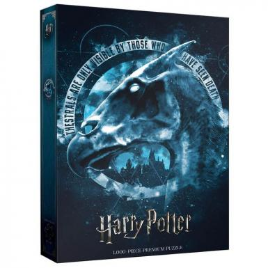HARRY POTTER THESTRAL PUZZLE 1000PC