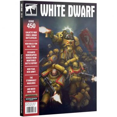 WHITE DWARF MONTHLY - JANUARY 2020 (BOOK)