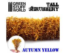 GSW: TUFT - TALL SHRUBBERY - AUTUMN YELLOW