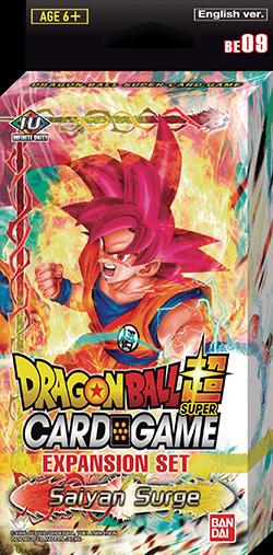 DRAGONBALL SUPER CG - EXPANSION SET SAIYAN SURGE