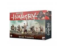 WARCRY: SPIRE TYRANTS (BOX)