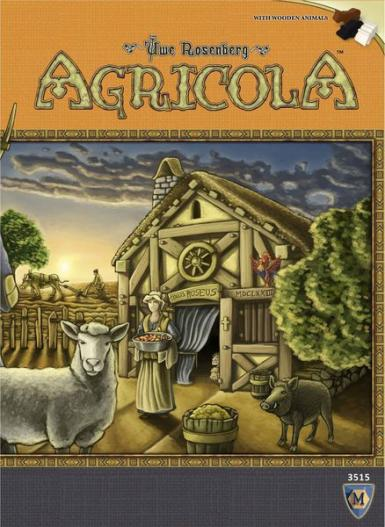 AGRICOLA REVISED EDITION