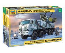 ZV: 3698 - PANTSIR S-1 AA-SYSTEM 1/35