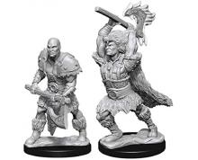 DUNGEONS & DRAGONS - NOLZUR´S MARVELOUS MINIATURES - MALE HUMAN BARBARIAN