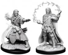 DUNGEONS & DRAGONS - NOLZUR´S MARVELOUS MINIATURES - MALE HUMAN WIZARD