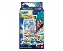 DRAGONBALL SUPER CG - STARTER DECK 12 - SPIRIT OF POTARA