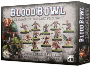 BLOOD BOWL - THE UNDERWORLD CREEPERS (BOX)