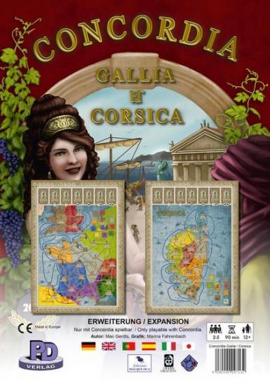 CONCORDIA - GALLIA/CORSICA