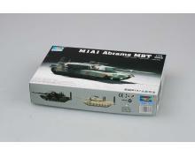 TR: 07276 - M1A1 ABRAMS MBT 1/72