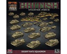 BRI - BRITISH STARTER FORCE: DESERT RATS SQUADRON