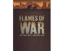 STARTER - FLAMES OF WAR RULEBOOK - LATE WAR
