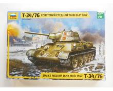 3686 - T-34/76 MOD.1942 1/35