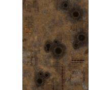 PLAYMAT - GMM - 44X60 - FALLOUT-ZONE