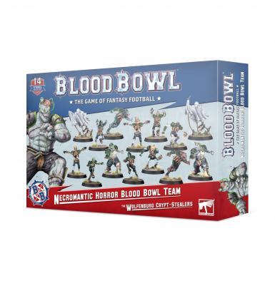BLOOD BOWL - NECROMANTIC HORROR TEAM