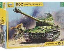 ZV: 3524 - SOVIET HEAVY TANK IS-2 1/35