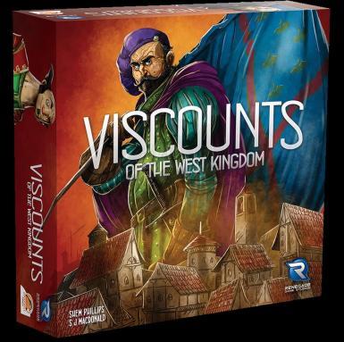 VISCOUNTS OF WEST KINGDOM