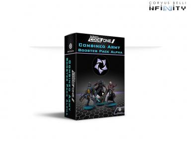 COMBINED ARMY - COMBINED ARMY BOOSTER PACK ALPHA