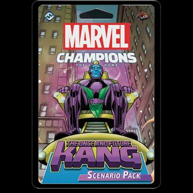 MARVEL CHAMPIONS - THE ONCE AND FUTURE KANG EXPANSION