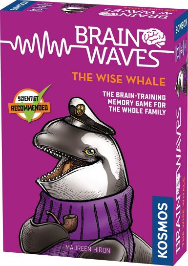 BRAIN WAVES - THE WISE WHALE