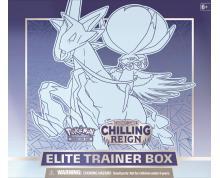 SWORD & SHIELD 6 - CHILLING REIGN ELITE TRAINER BOX