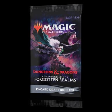 ADVENTURES IN FORGOTTEN REALMS - DRAFT BOOSTER