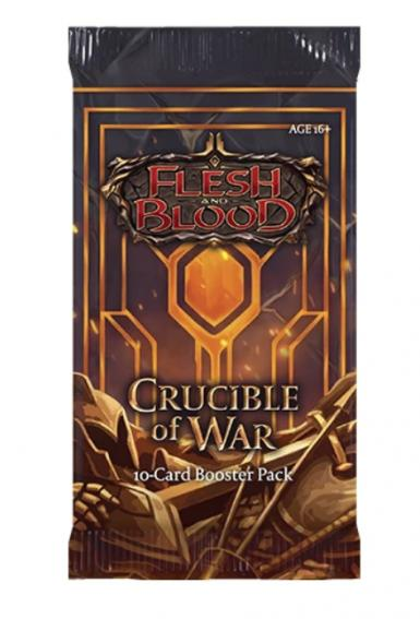 FLESH & BLOOD - CRUCIBLE OF WAR UNLIMITED BOOSTER