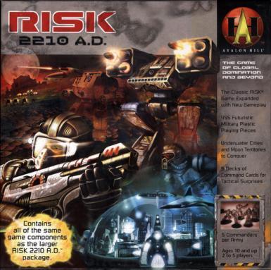 RISK  - 2210 A.D.