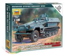 ZV: 6127 - SD. KFZ 251/1 AUSF. B 1/100