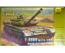 ZV: 3592 - T-80BV RUSSIAN MBT 1/35