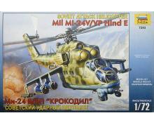 7293 - MIL MI-24B HIND C 1/72