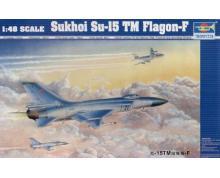 TR: 2811 - SUKHOI Su-15 TM FLAGON F 1/48
