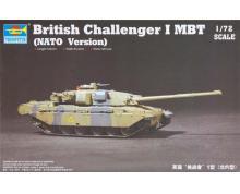 TR: 7106 - CHALLENGER 1 MBT 1/72
